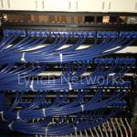 Medium Size Data Center Cabling Project